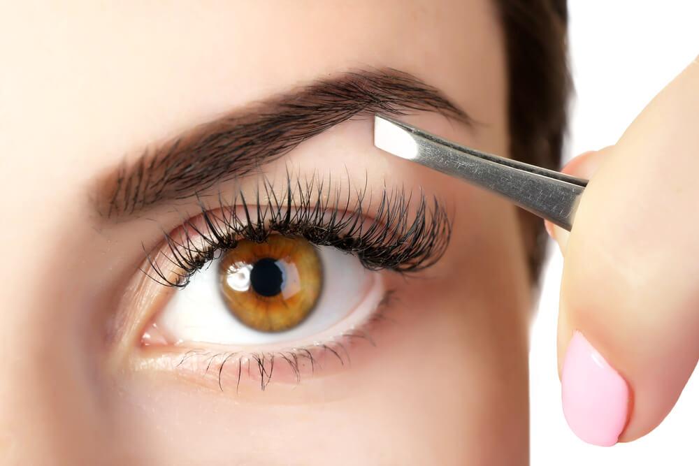 Image result for menggunakan eyebrow kit