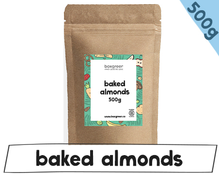 Baked almonds 500g 8e44fe