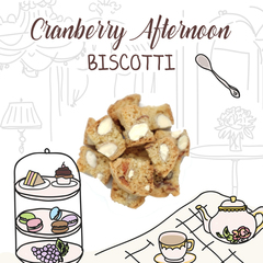 Cranberry afternoon biscotti 19adfe