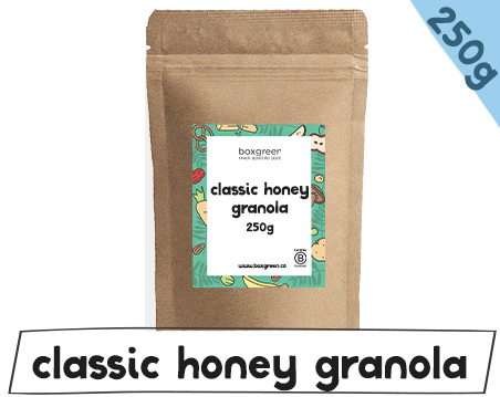 Classic honey granola 250 b9da48