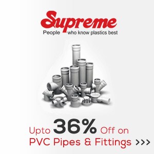 Supreme PVC Pipes & Fittings