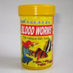 Freeze Dried Bloodworms