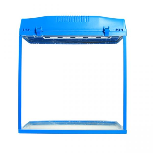 Five Star - Blue Mini Series Fish Tank Back View