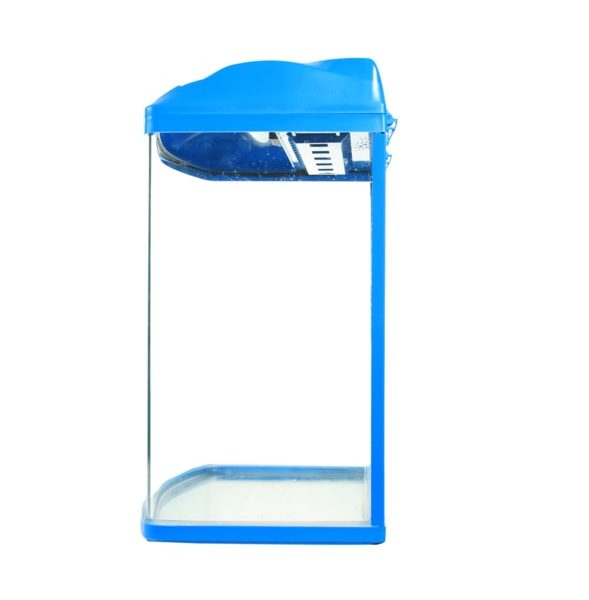 Five Star - Blue Mini Series Fish Tank Side View
