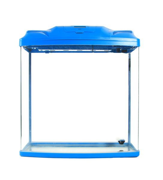 Five Star - Blue Mini Series Fish Tank front View