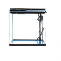 Five Star V series Black fish tank - Front View