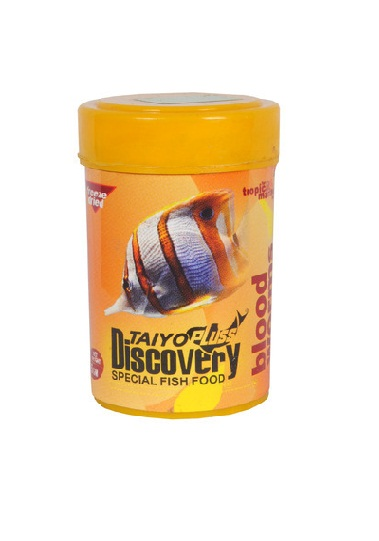 Taiyo Plus Discovery Blood Worms