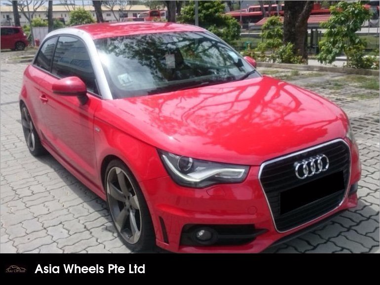 Buy Used Audi A1 1 4 Tfsi S Tronic 185hp Car In Singapore 61 500