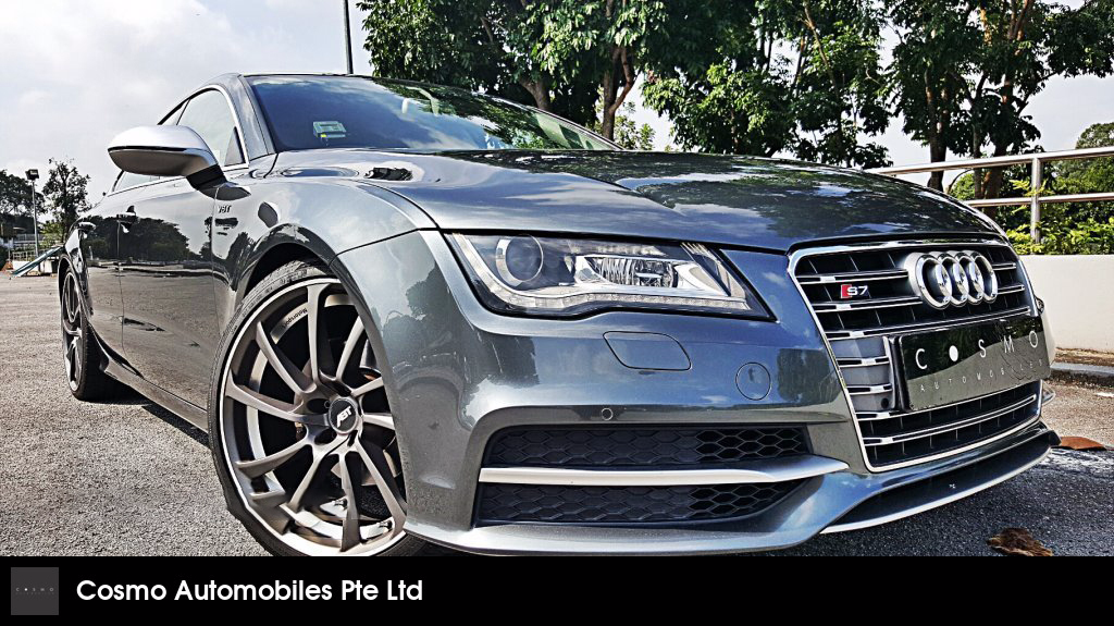 Buy Used AUDI A SPORTBACK FSI QU Car In Singapore - Audi used cars for sale