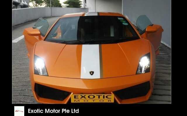 Buy Used Lamborghini Gallardo Lp550 2 Valentino Balboni Smt Car In