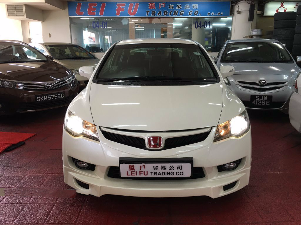 Buy Used HONDA HONDA CIVIC 1.8L 5AT Car In Singapore@$37,800   Search Used  Cars For Sale In Singapore   Caarly