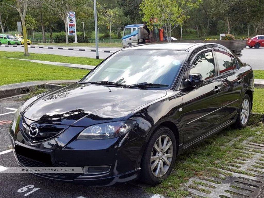 Buy Used MAZDA MAZDA3SP LUX Car in Singapore@$15,988 - Search Used ...