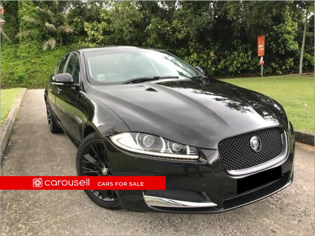 Jaguar XF Diesel 2.2A Luxury
