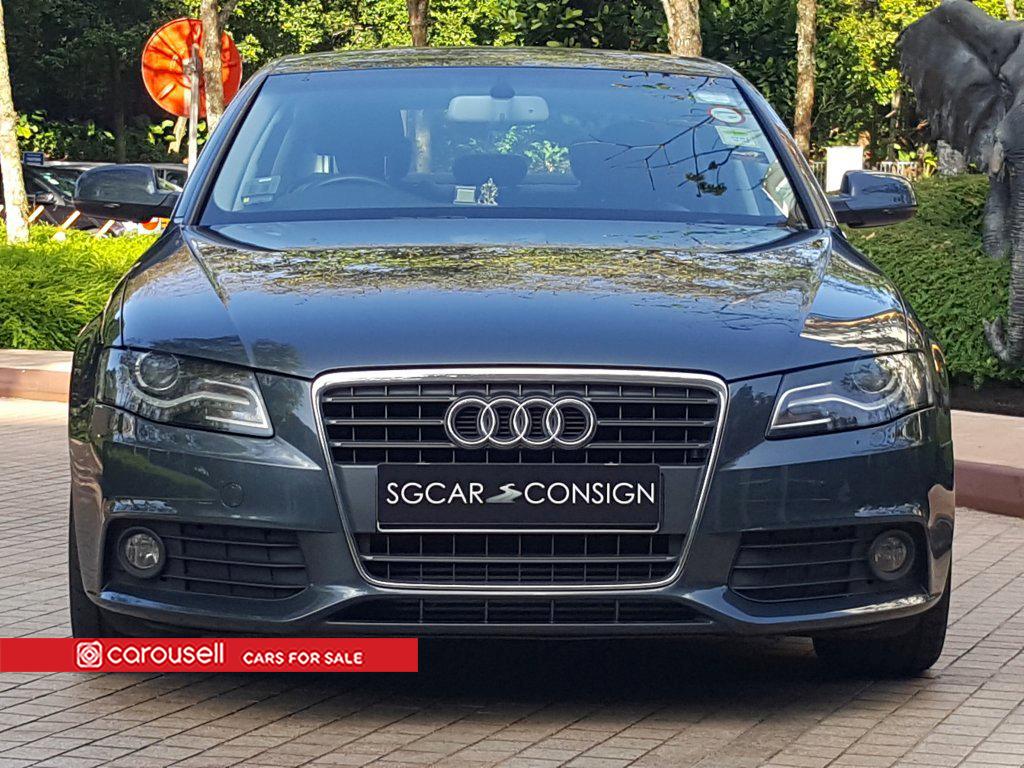 Buy Used Audi A A TFSI MU SLINE Car In Singapore - Carousel audi