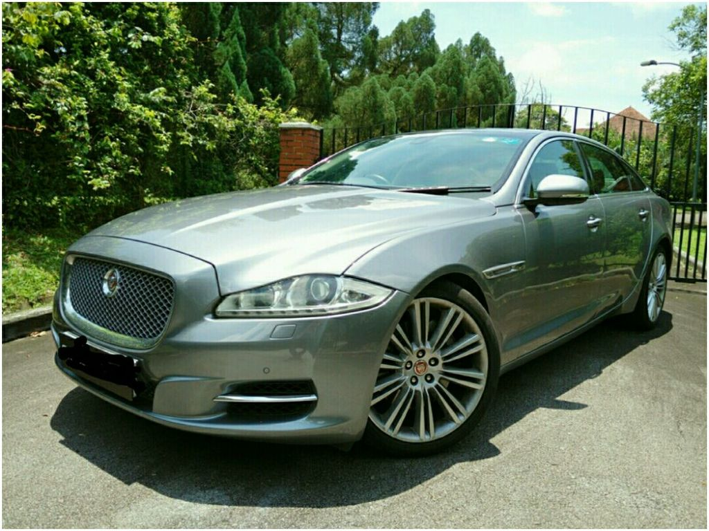 Buy Used JAGUAR XJ 5.0L AT ABS D/AB 2WD 4DR GAS/D SR Car In Singapore@$93,800    Search Used Cars For Sale In Singapore   Caarly
