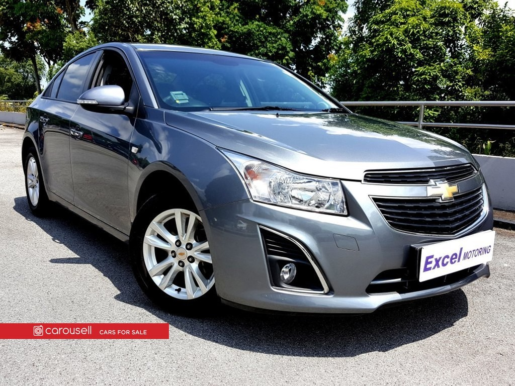 Buy Used Chevrolet Cruze 1.6A LS Car in Singapore@$51,800 - Search