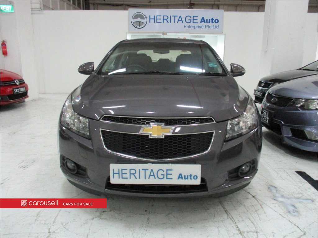 Buy Used Chevrolet Cruze 1.6A Car in Singapore@$39,800 - Search Used