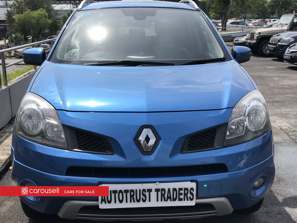 Buy Used Renault Koleos 2.5A Car in Singapore@$35,800 - Search Used ...