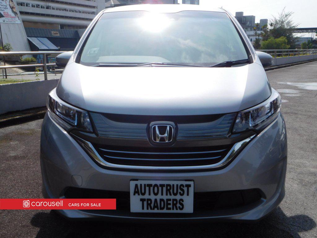Buy Used Honda Freed Hybrid 1.5A G Sensing Car in Singapore@$105,800 ...