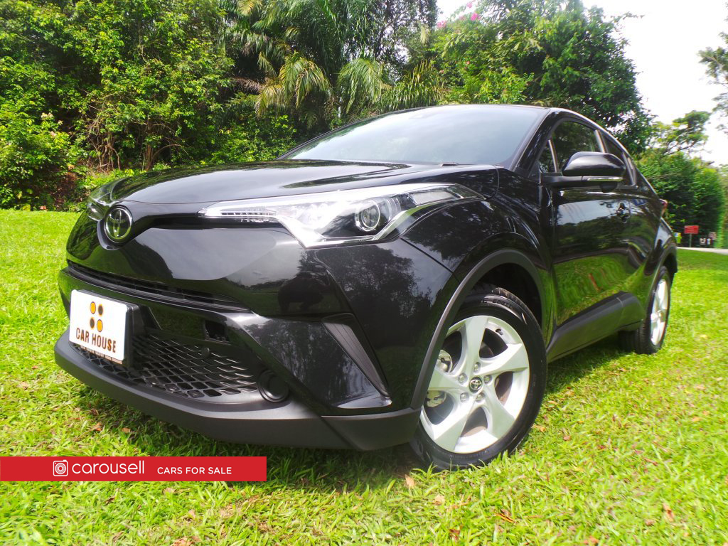 Buy Used Toyota C-HR 1.2A S-T Turbo Car in Singapore@$109,800 ...