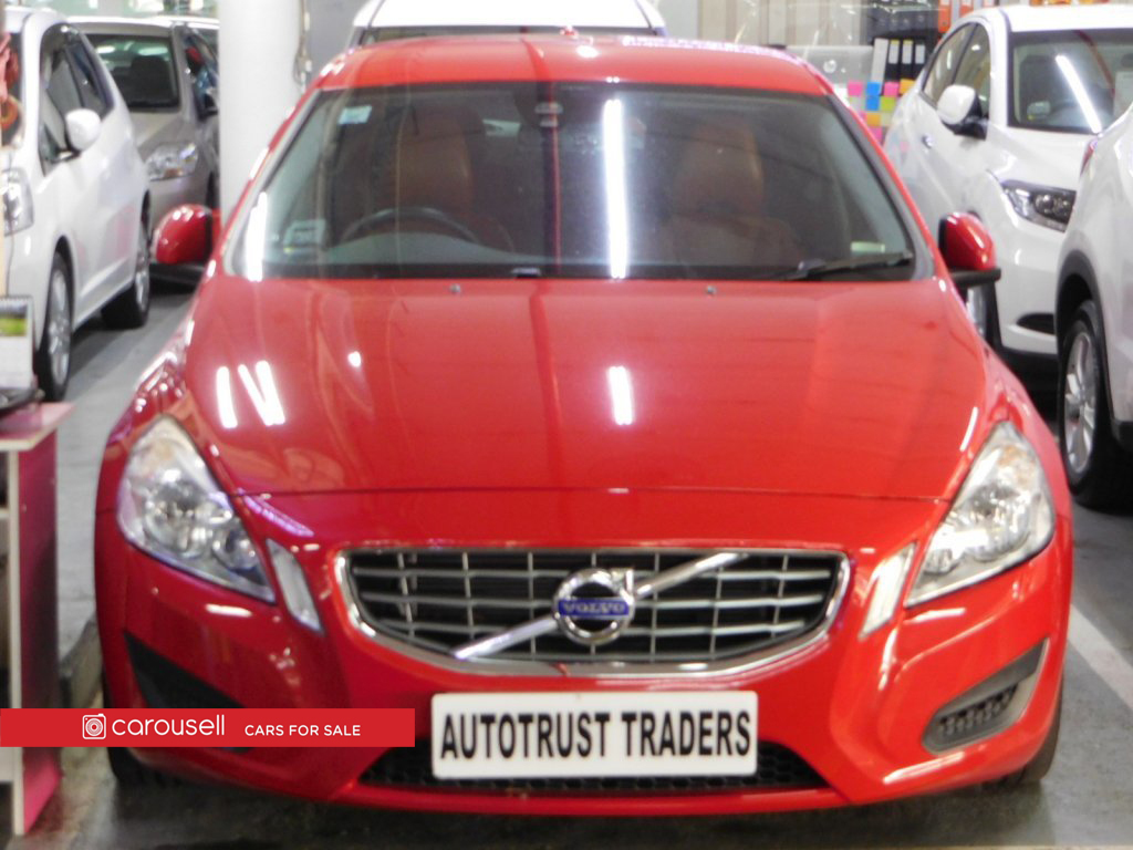Buy Used Volvo S60 T4 Car in Singapore@$63,800 - Search Used Cars ...