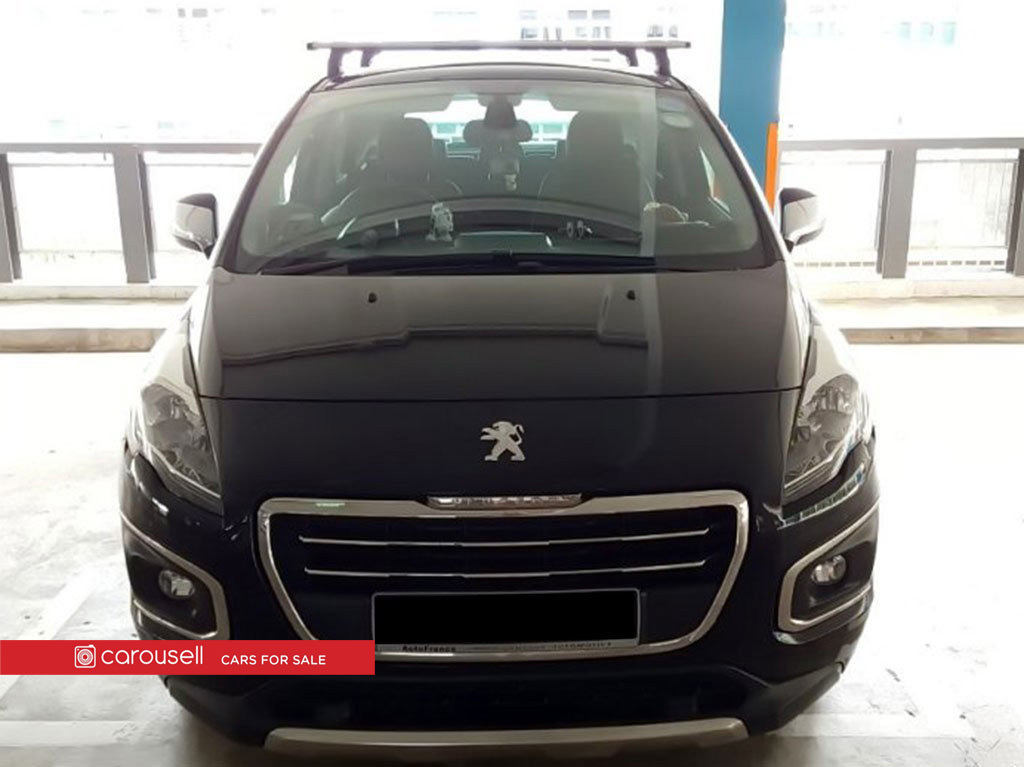 Buy Used Peugeot 3008 1.6A e-HDi Car in Singapore@$88,900 - Search ...