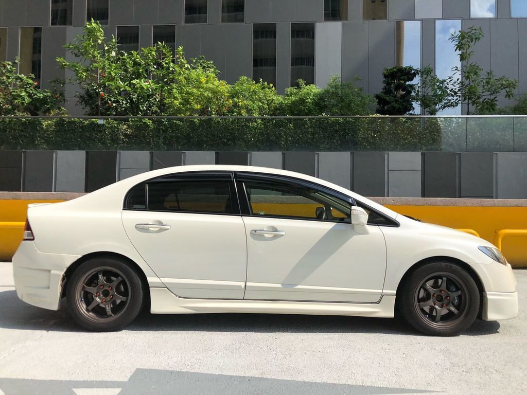 Buy Used Honda Civic Hybrid Mx 1 3 A Car In Singapore 22 288