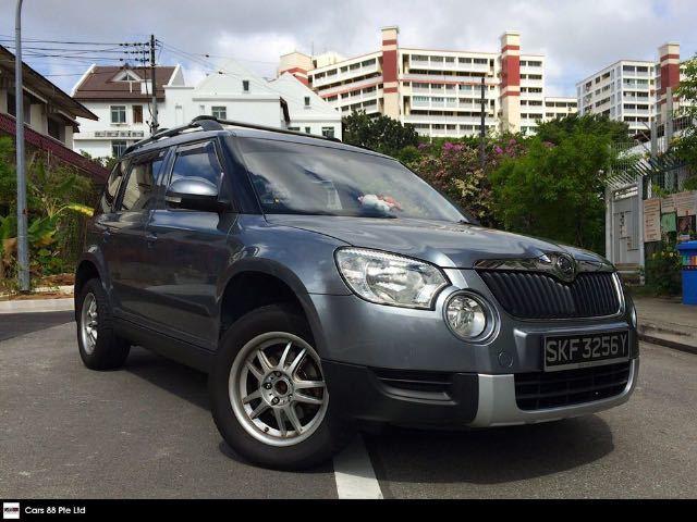 Buy Used Skoda Yeti 1 2 Tsi Auto Car In Singapore 65 800 Search