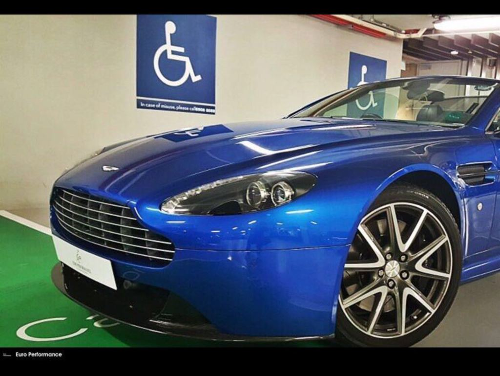 Buy Used ASTON MARTIN V VANTAGE S ROADSTER SMT DAB HID Car In - Used aston martin v8 vantage