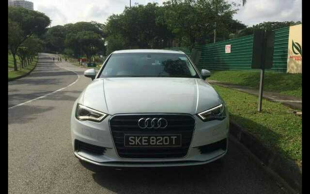 Buy Used AUDI A SEDAN TFSI AMBIENTE MY Car In Singapore - Used audi