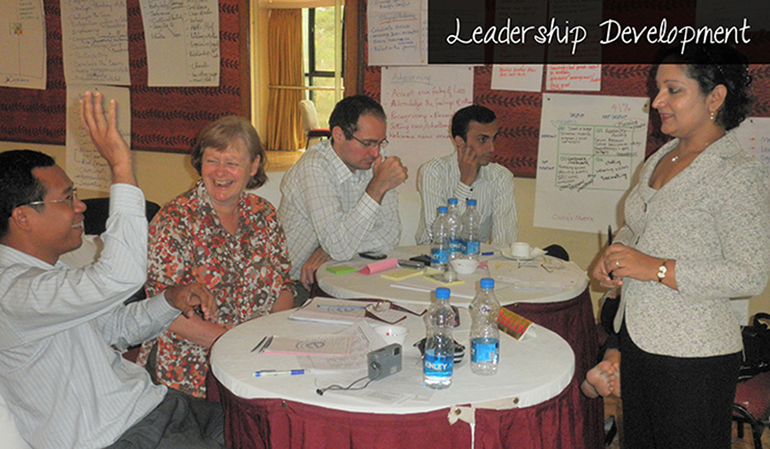 Leadership Development Usha Menon