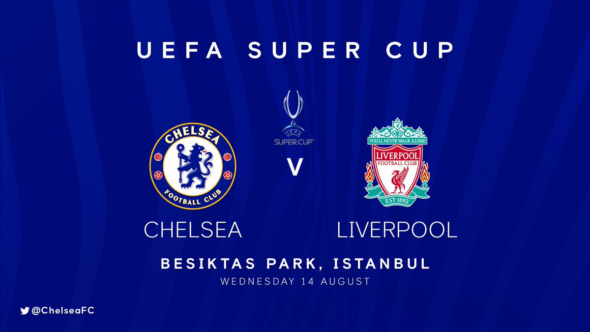Xem lại trận đấu Liverpool vs Chelsea đêm qua 15/8/2019 tại Siêu cúp châu Âu