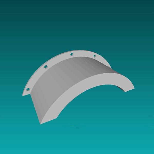 Wall Mount Headphone Holder
