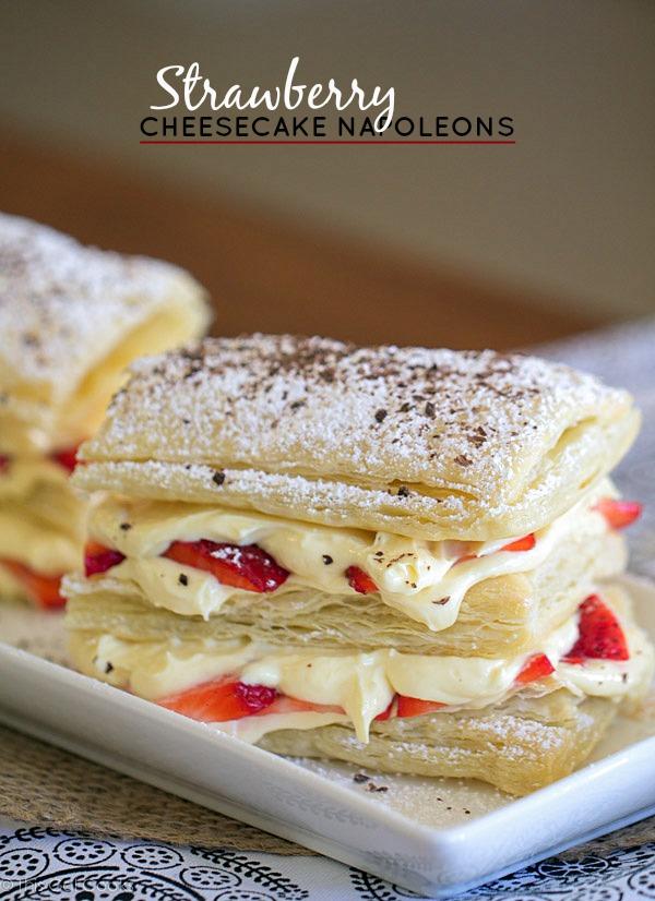 thisgalcooks http://www.thisgalcooks.com/strawberry-cheesecake-napoleon/