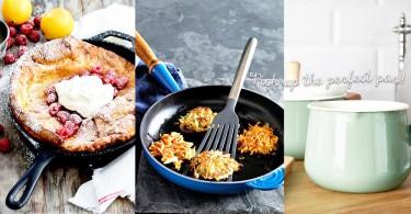 廚房必備!這6款鍋具你根本不知道他們原來是這麼的好用!