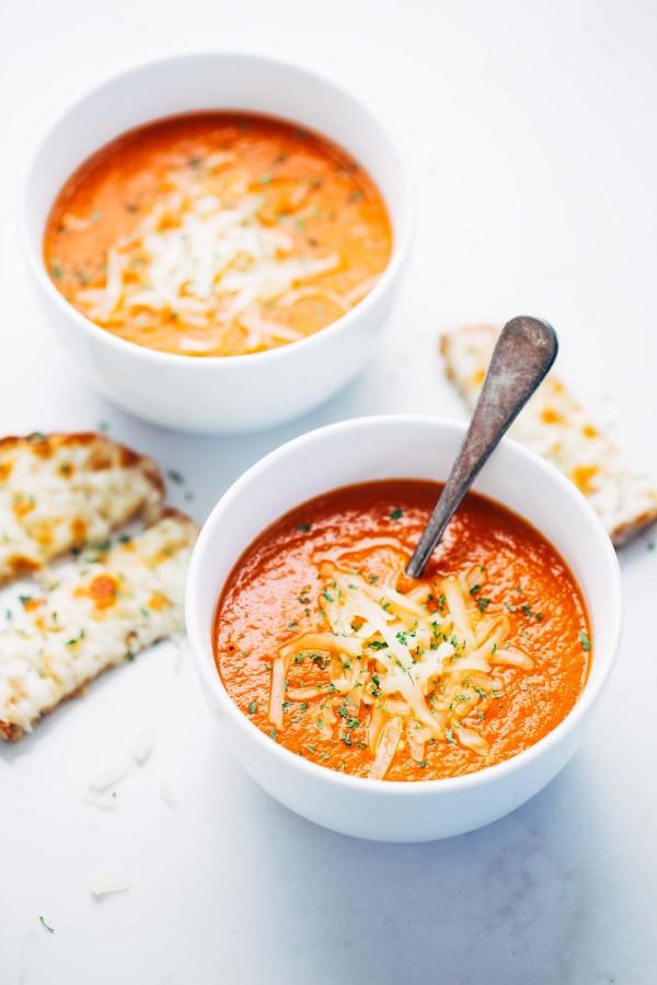 pinchofyum http://pinchofyum.com/simple-homemade-tomato-soup
