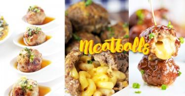 周末在家來個肉丸放題派對!7種您不可不知的美味肉丸做法!