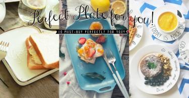 就是隔了一個餐碟的距離!10款餐具讓你跟美食博主的距離瞬間拉近!