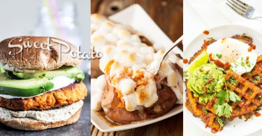 創意無限~便宜的蕃薯搖身一變成為你意想不到的7道料理!