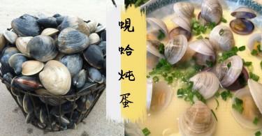 用來做菜保證你添飯添不停!滑嫩蜆蛤炖蛋~