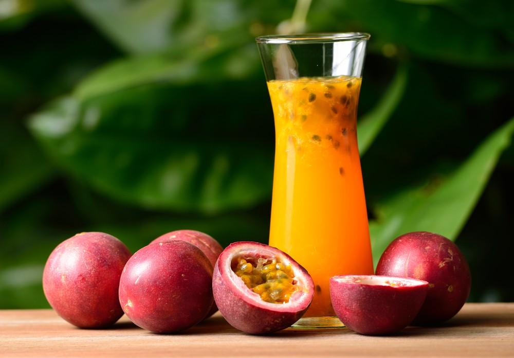 热情果果皮中的高水平抗氧化剂含量,当作为补充品摄取时,或能有抗炎功效。