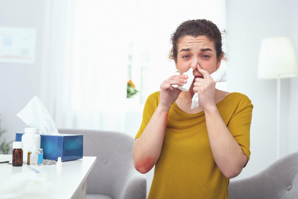 鼻塞喷雾不可乱用,先要确定病因才能对症下药。