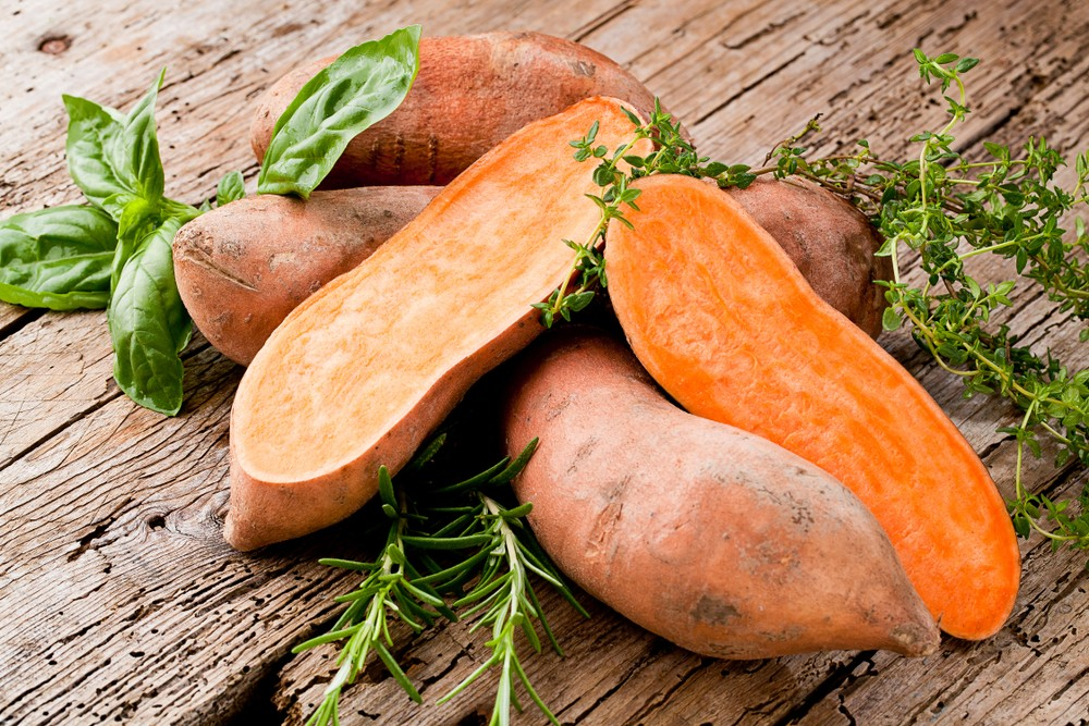一般的马铃薯都含有高的升糖指数,不过番薯的升糖指数较低,并含有十分多营养。