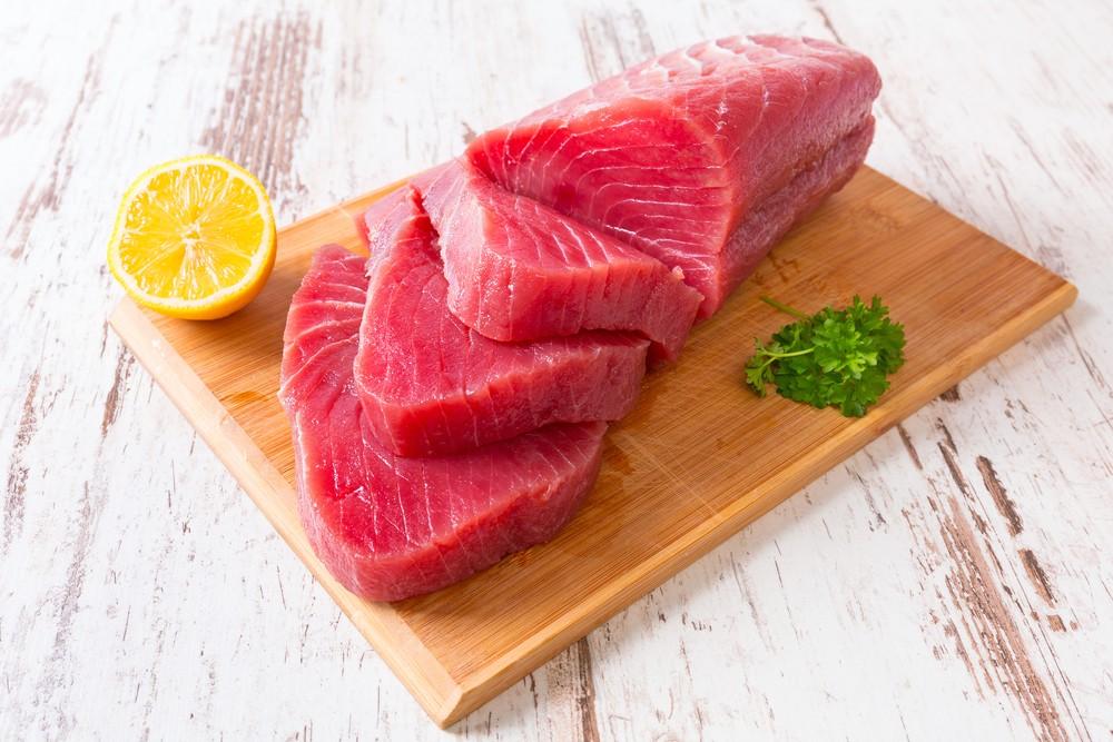 吞拿鱼为大家常见食用的鱼类之一,含有丰富营养,包括蛋白质、维他命和矿物质。