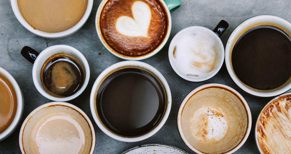 每日每饮用一杯咖啡,风险就会下降13%。
