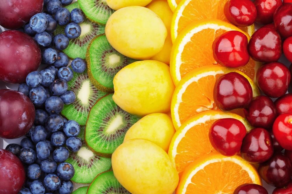 水果的钠含量的较低,和蔬菜一样。