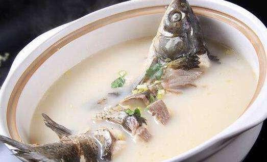 蔘怀生鱼养胃汤功效:健脾养胃,生津润燥。