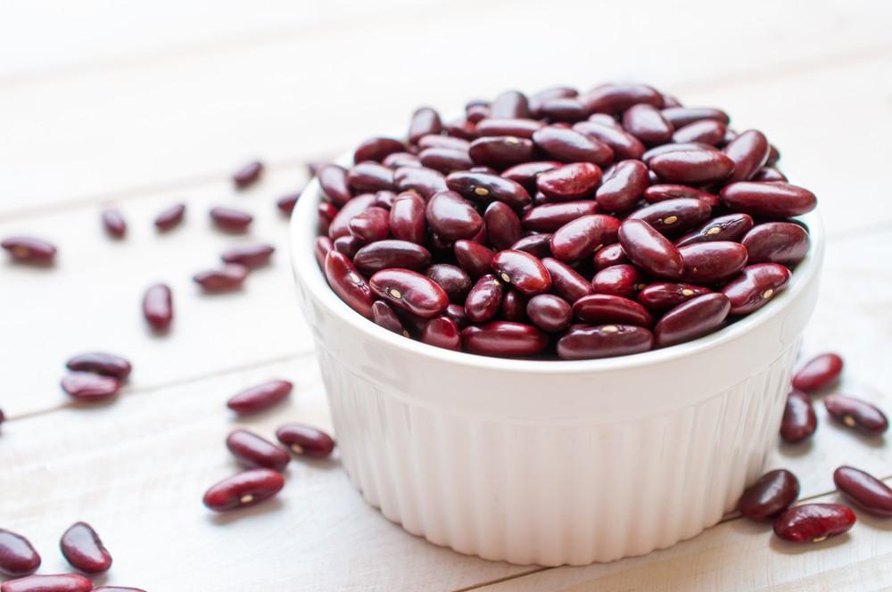 紅腰豆為含最多植物性蛋白的食物之一,並是低升糖指數的碳水化合物。