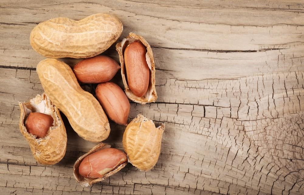 花生含有高水平的單元不飽和脂肪,和多元不飽和脂肪,可為你提供營養。