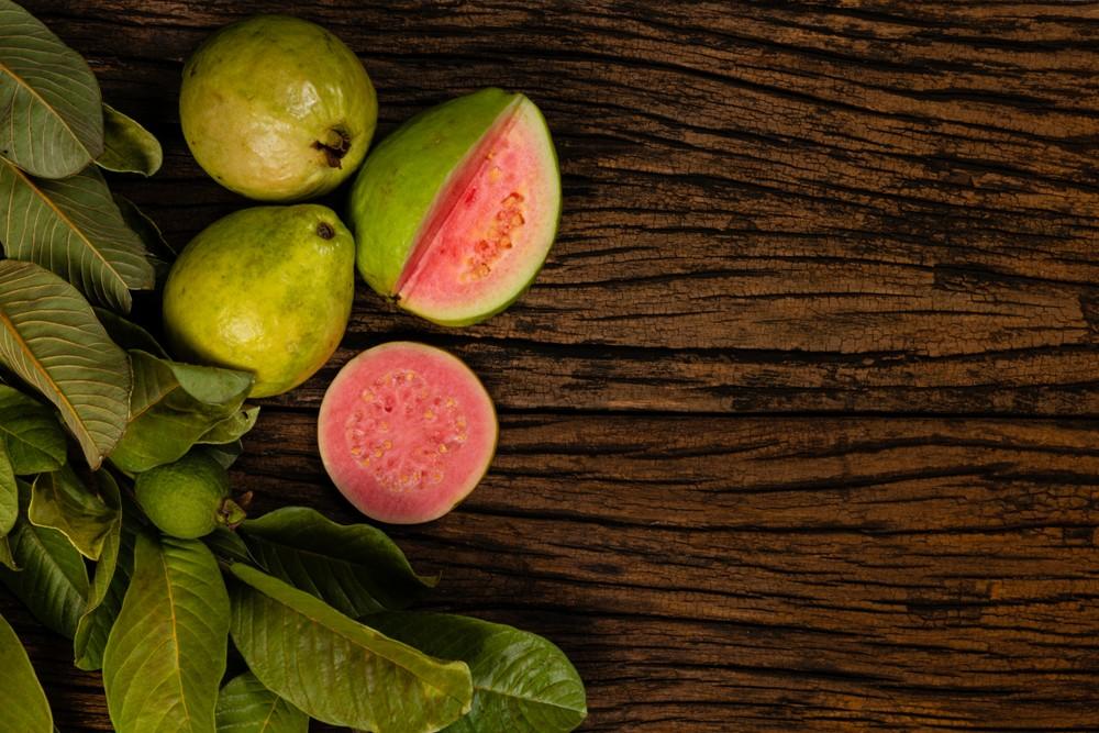 草莓、番石榴和柑橘水果,也含有大量维他命C。